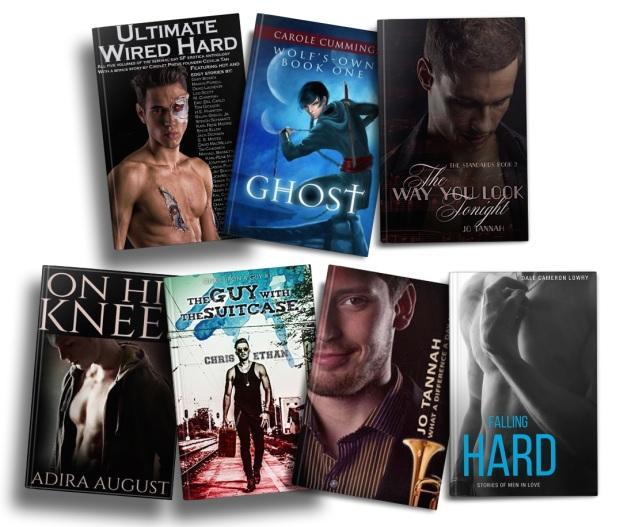 Seven-Books-Scattered