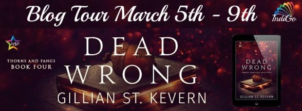 Dead Wrong Tour Banner